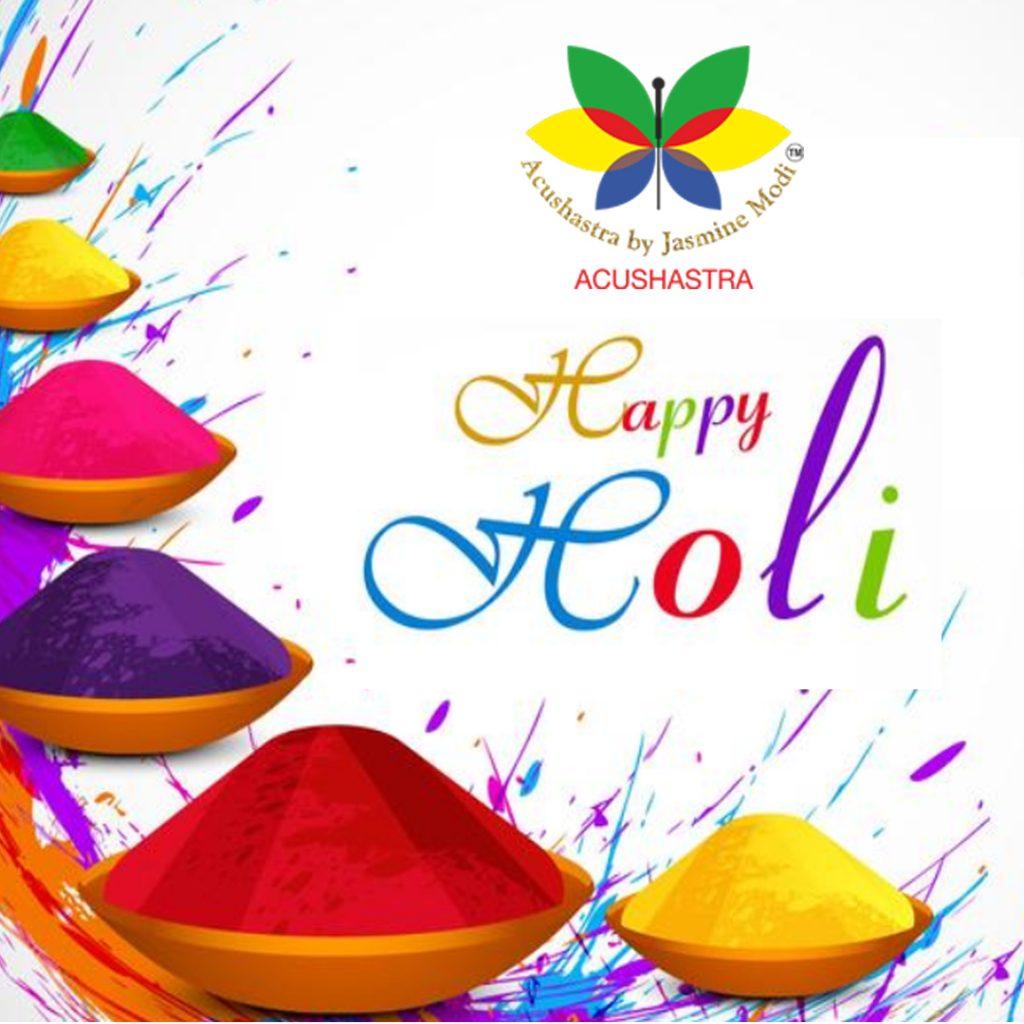 Happy Holi- Acushastra